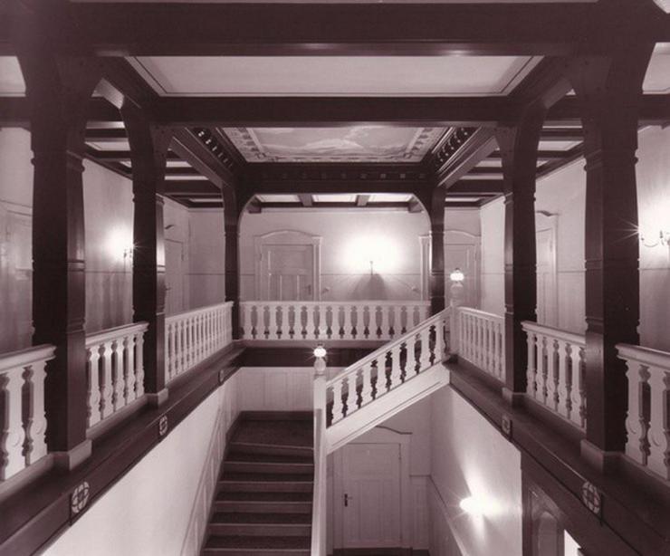 Bild 4: Wohnen im Gutshaus vor den Toren Rostocks - 7 hochwertig ausgestattete Apartments
