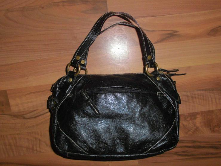Bild 2: Kleine Schwarze Damen Handtasche