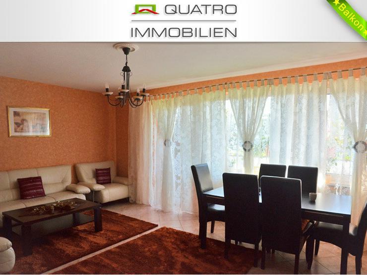 Bild 2: Nur noch einziehen! Sanierte Wohnung mit tollem Grundriss.