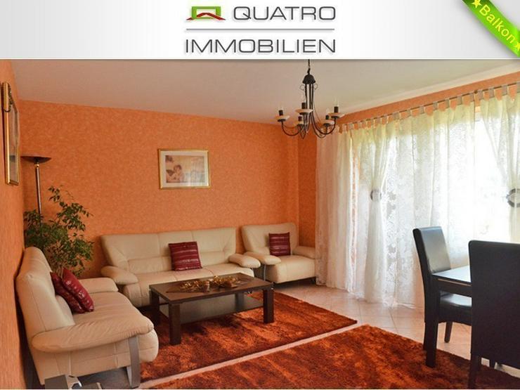 Nur noch einziehen! Sanierte Wohnung mit tollem Grundriss. - Wohnung kaufen - Bild 1
