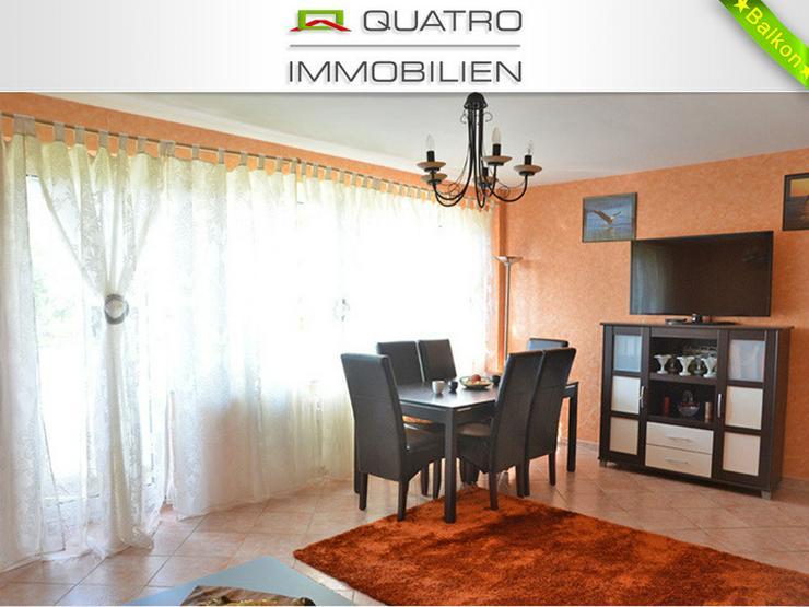 Bild 3: Nur noch einziehen! Sanierte Wohnung mit tollem Grundriss.