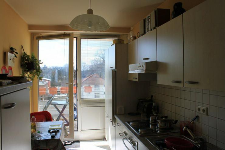 Bild 3: ETW mit Lift und Balkon für Single o. Duo/ Nähe Regattastrecke Grünau . o. Eigennutzung