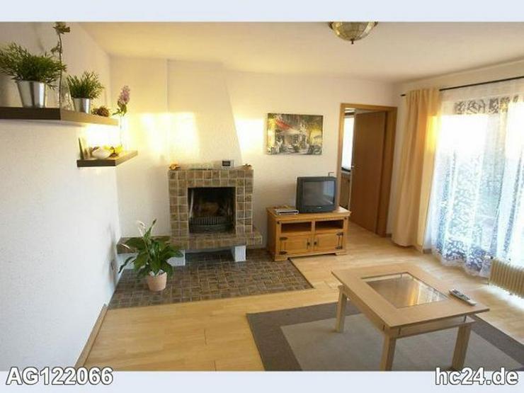 Helle 2 Zimmer-Wohnung in Wittlingen, möbliert - Bild 1