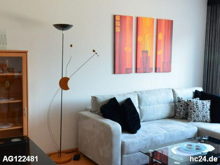 Stilvoll, möblierte 2- Zimmer Wohnung in Weil am Rhein, befristet - Bild 1