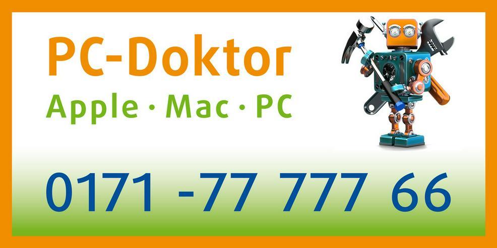 Bild 2: Mac-Notdienst München 0171-7777766 Apple-Helfer