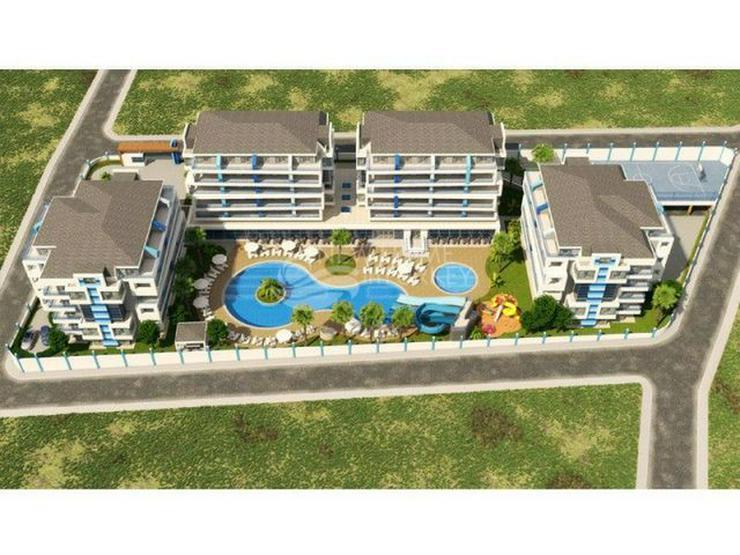 Bild 6: Hochwertige Wohnungen in einen neuen Komplex in Alanya zu verkaufen.