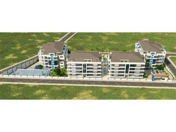Bild 8: Hochwertige Wohnungen in einen neuen Komplex in Alanya zu verkaufen.
