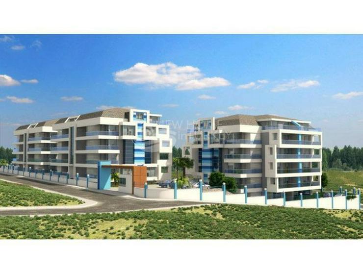 Bild 7: Hochwertige Wohnungen in einen neuen Komplex in Alanya zu verkaufen.