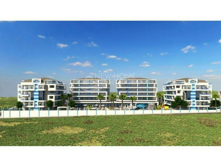 Bild 2: Hochwertige Wohnungen in einen neuen Komplex in Alanya zu verkaufen.