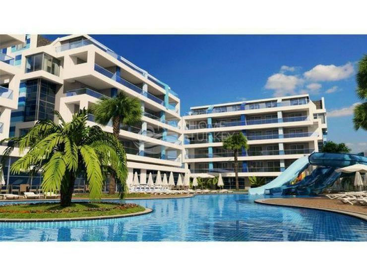 Bild 4: Hochwertige Wohnungen in einen neuen Komplex in Alanya zu verkaufen.