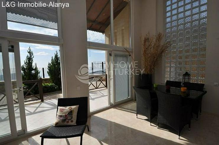 Bild 3: Wohnung mit Traumblick über Alanya zu Verkaufen.