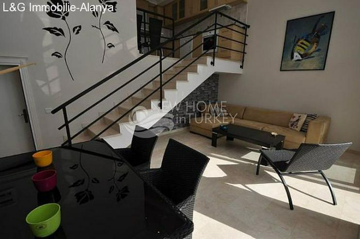Wohnung mit Traumblick über Alanya zu Verkaufen. - Wohnung kaufen - Bild 1