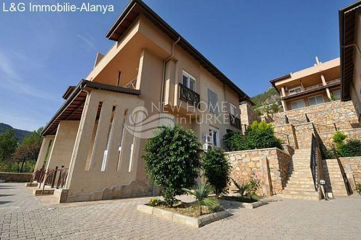 Bild 2: Wohnung mit Traumblick über Alanya zu Verkaufen.
