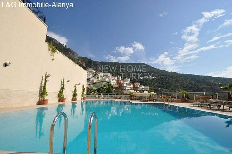 Bild 5: Wohnung mit Traumblick über Alanya zu Verkaufen.