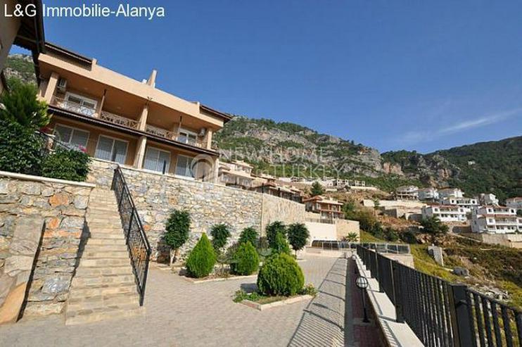 Bild 6: Wohnung mit Traumblick über Alanya zu Verkaufen.