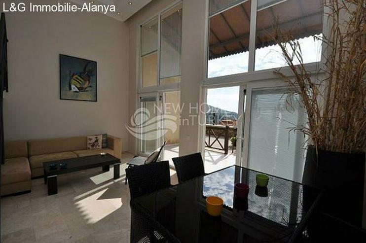 Bild 4: Wohnung mit Traumblick über Alanya zu Verkaufen.