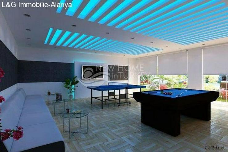 Bild 4: Neubau - Projekt in Oba / Alanya mit vielen Freizeitmöglichkeiten