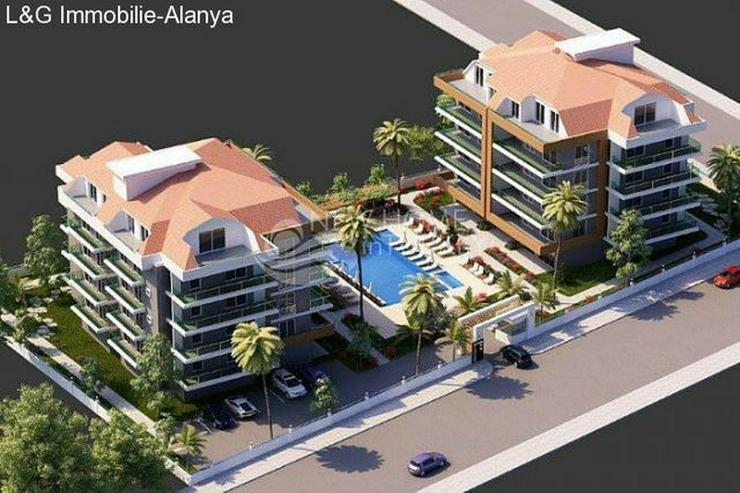 Bild 15: Neubau - Projekt in Oba / Alanya mit vielen Freizeitmöglichkeiten