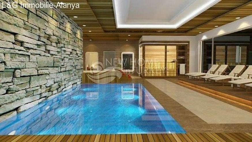 Bild 8: Neubau - Projekt in Oba / Alanya mit vielen Freizeitmöglichkeiten