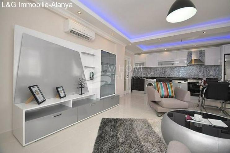 Luxus Neubau mit Meer- und Bergblick in Alanya-Mahmutlar.