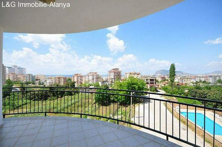 Vollständig möblierte Wohnungen in Alanya zu verkaufen.
