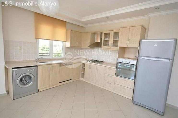Bild 3: Vollständig möblierte Wohnungen in Alanya zu verkaufen.