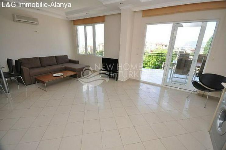 Bild 4: Vollständig möblierte Wohnungen in Alanya zu verkaufen.