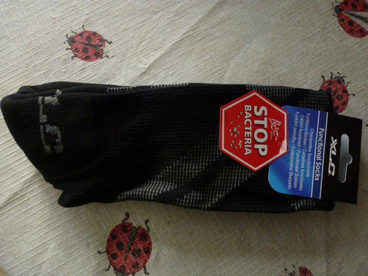 Bild 4: (117) XLC AII MTN Socke CS-L02