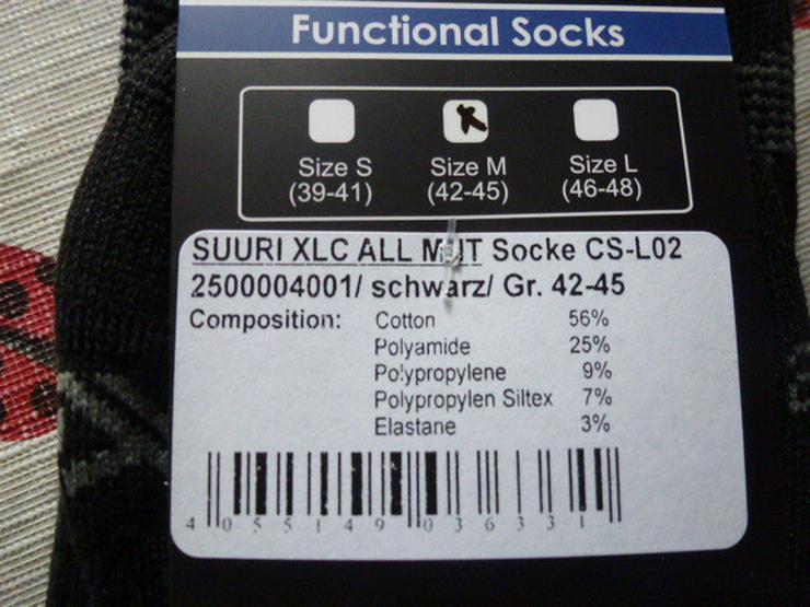 Bild 6: (117) XLC AII MTN Socke CS-L02