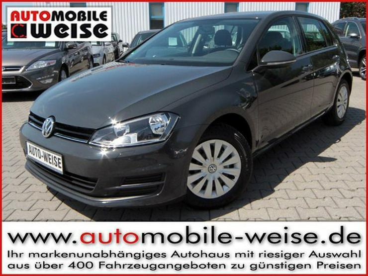 VW Golf VII 1.6TDI 5türig BMTechnology Sitzheizung