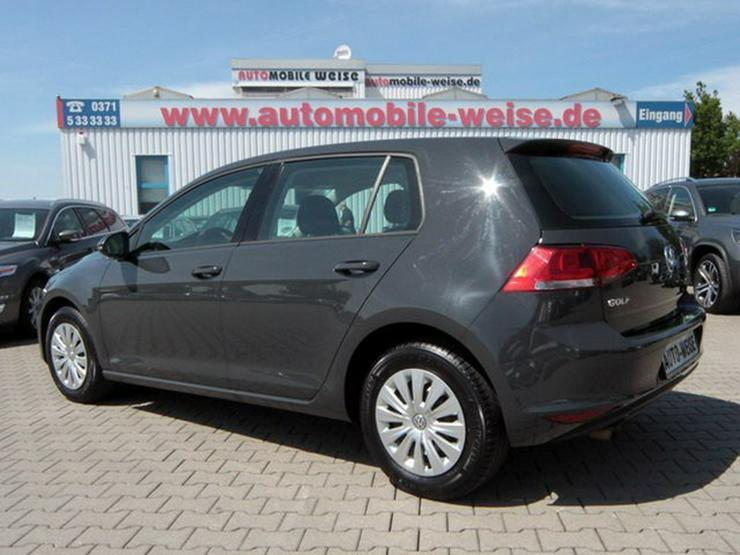 Bild 4: VW Golf VII 1.6TDI 5türig BMTechnology Sitzheizung