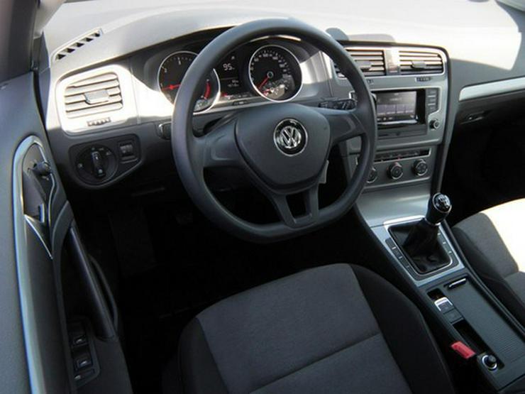 Bild 5: VW Golf VII 1.6TDI 5türig BMTechnology Sitzheizung