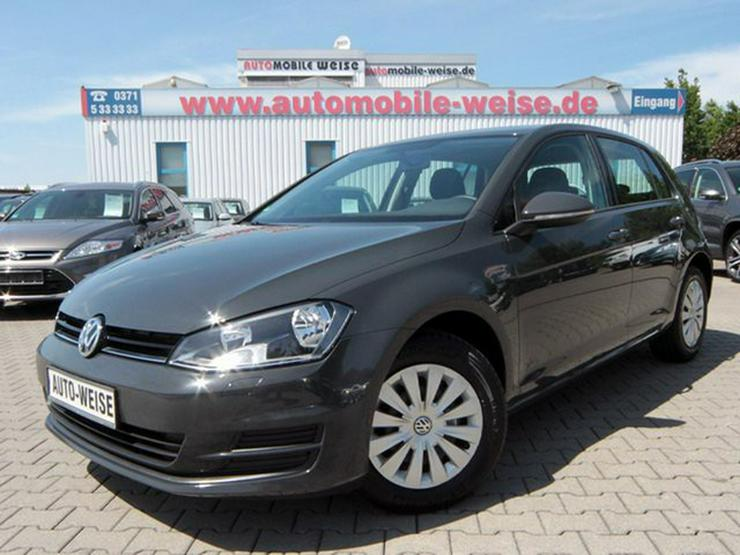 Bild 2: VW Golf VII 1.6TDI 5türig BMTechnology Sitzheizung