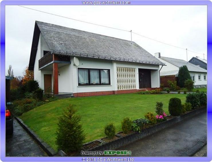 Gepflegtes Einfamilienhaus mit Einliegerwohnung - Haus kaufen - Bild 1