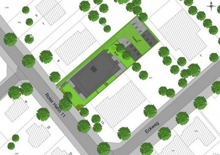 - NEUBAU, hochwertige Ausstattung, sehr gute Infrastruktur - Wohnung kaufen - Bild 1