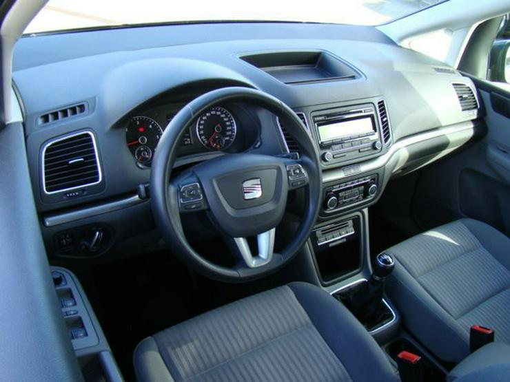 Bild 5: SEAT Alhambra 2.0 TDI Allrad Reference PDC vo+hi