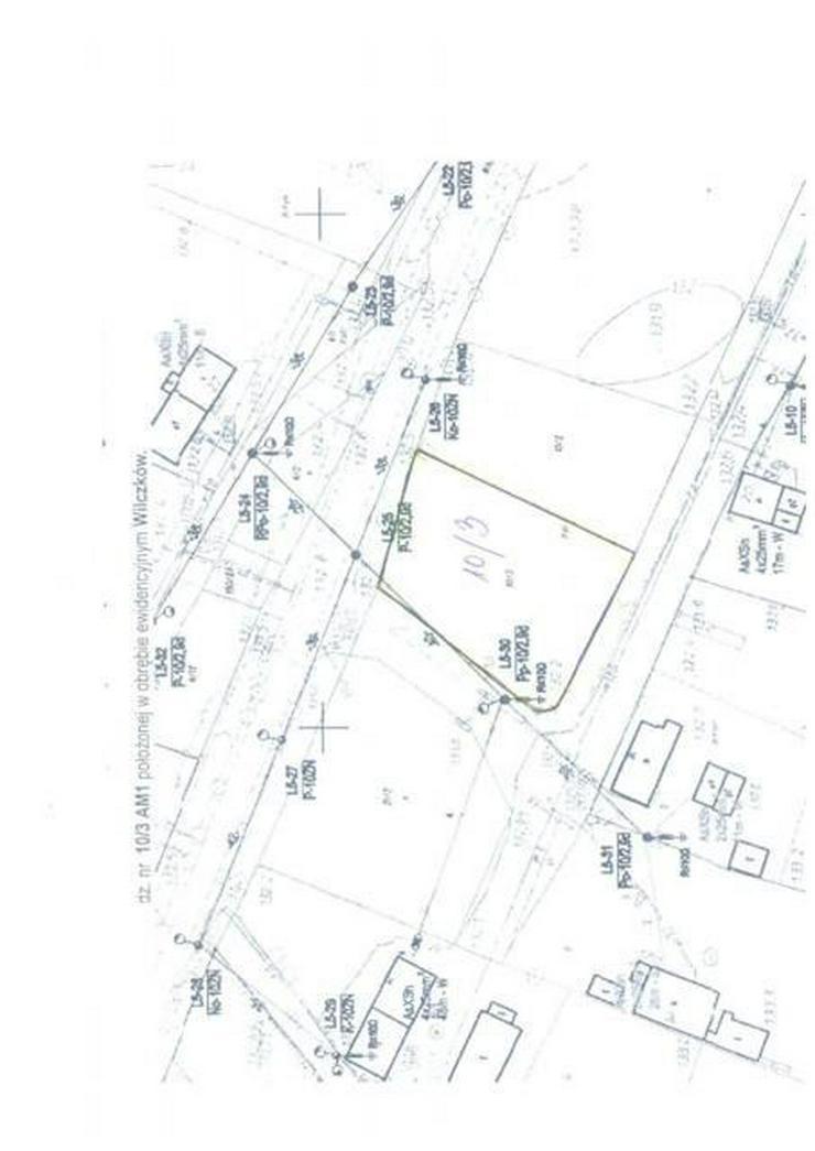 Bild 6: Grundstück in Wilczkow bei Breslau zu verkaufen
