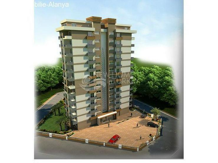 Bild 4: Offplan Ferienwohnungen in Alanya zu verkaufen.