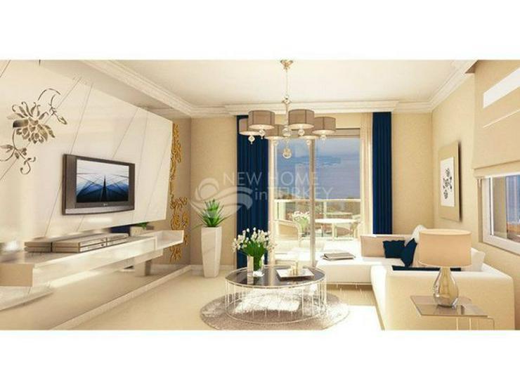 Offplan Ferienwohnungen in Alanya zu verkaufen. - Wohnung kaufen - Bild 1
