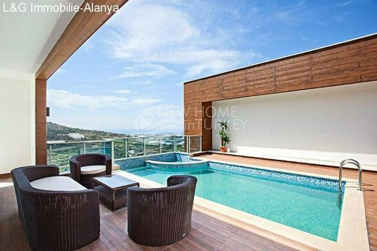 Bild 4: Luxus Villa in Alanya zu verkaufen.