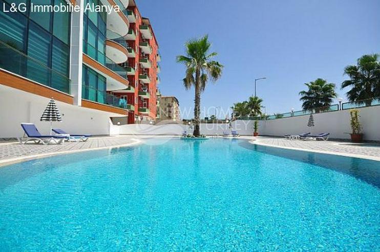 Bild 6: Ferienwohnung am Strand von Alanya zu verkaufen.