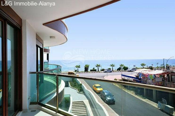 Ferienwohnung am Strand von Alanya zu verkaufen. - Wohnung kaufen - Bild 1