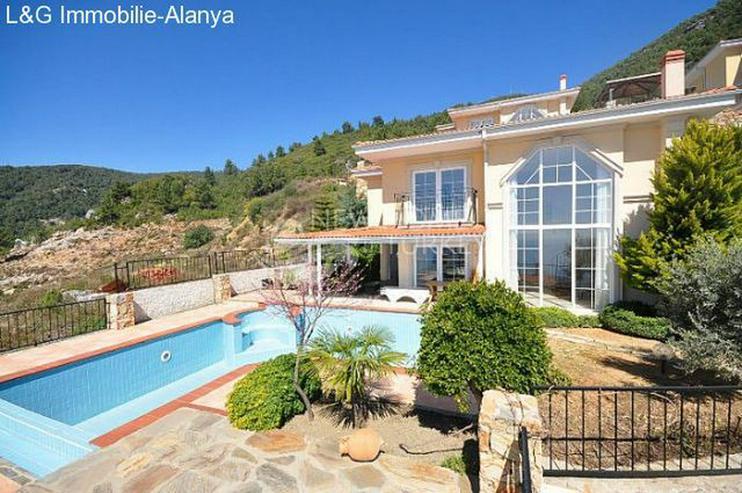 Villa in bester Lage von Alanya zu verkaufen. - Haus kaufen - Bild 1