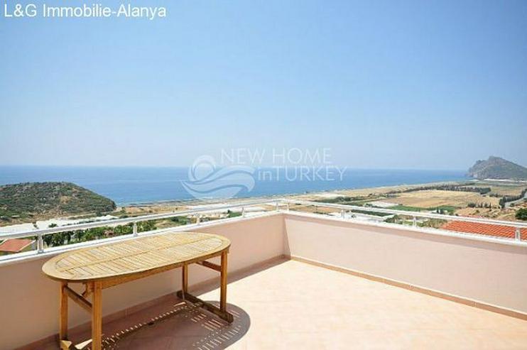 Duplex Penhaus in Gazipasa zu verkaufen. - Wohnung kaufen - Bild 1