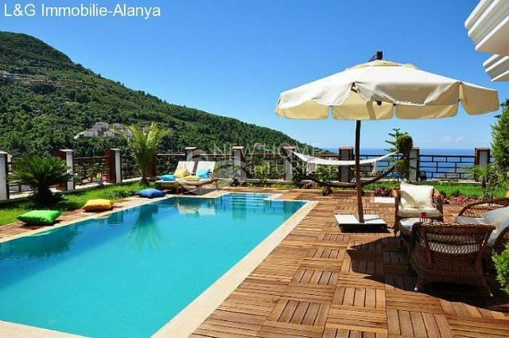 Bild 5: Luxus Villa über den Dächern Alanyas zu verkaufen.
