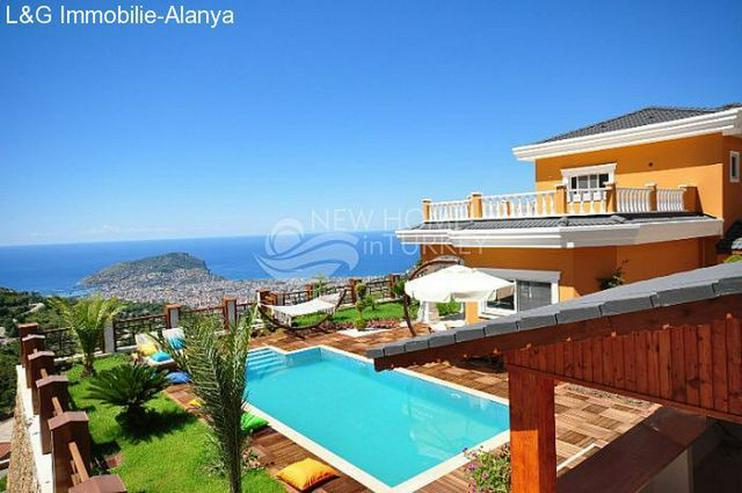 Bild 6: Luxus Villa über den Dächern Alanyas zu verkaufen.