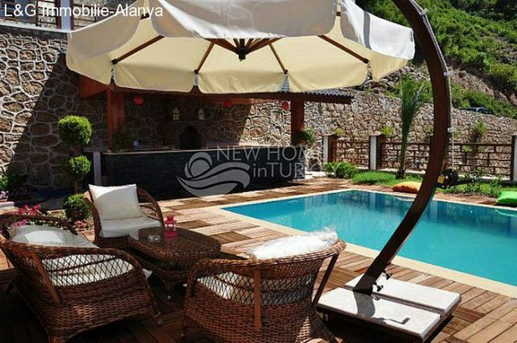Bild 2: Luxus Villa über den Dächern Alanyas zu verkaufen.