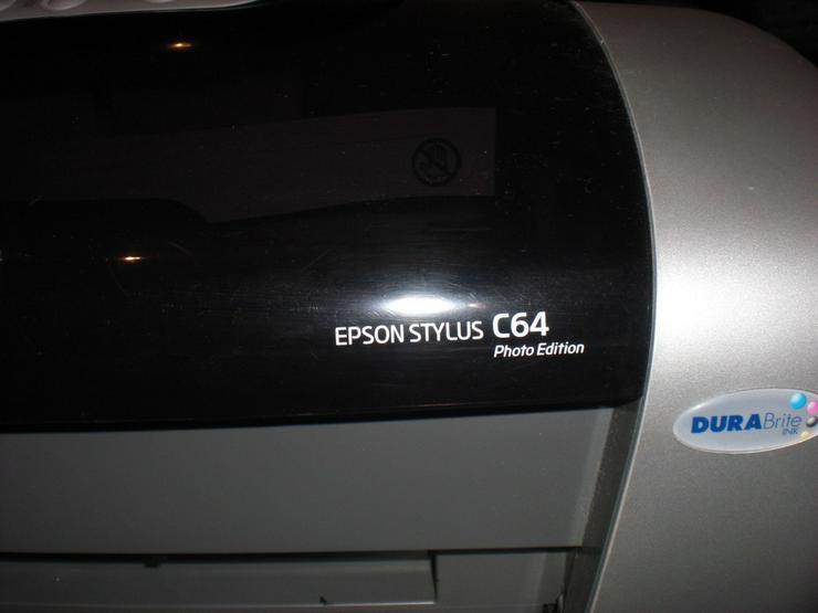 Bild 2: Epson Stylus Drucker zu verkaufen