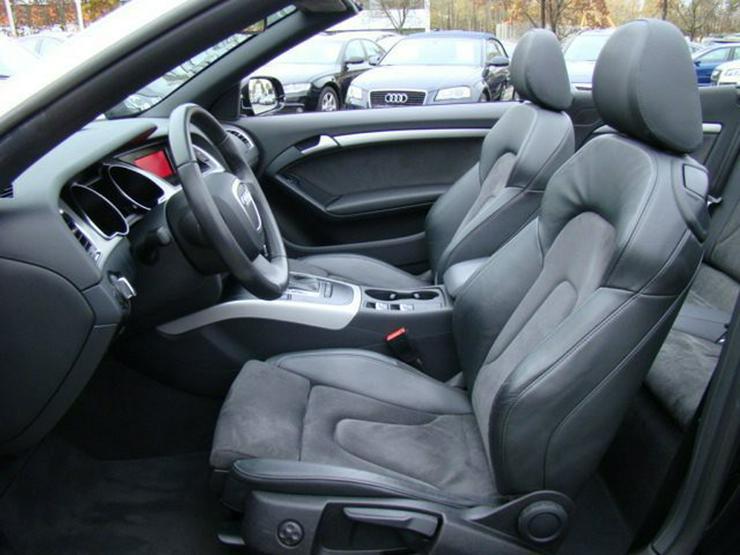 Bild 6: AUDI A5 Cabrio 2.0TFSI Aut. Sportsitze PDC Sitzheiz.