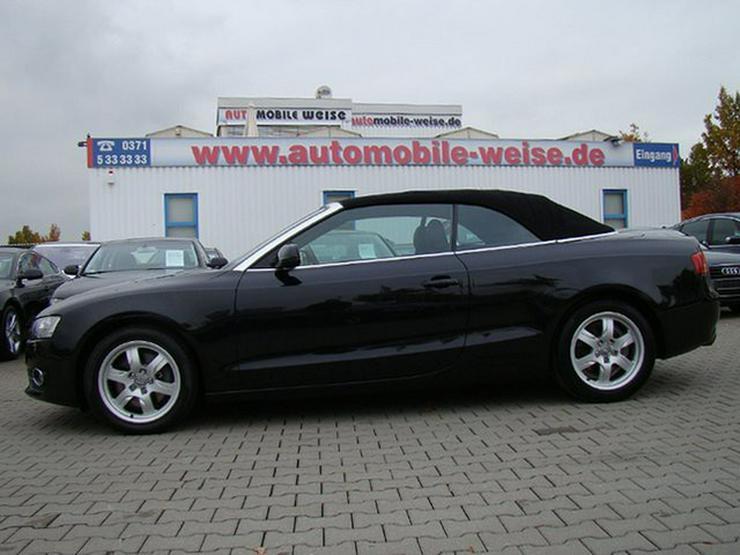 Bild 3: AUDI A5 Cabrio 2.0TFSI Aut. Sportsitze PDC Sitzheiz.